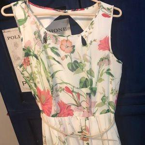 Gorgeous midi floral dress